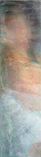 fresco vrouw vlucht