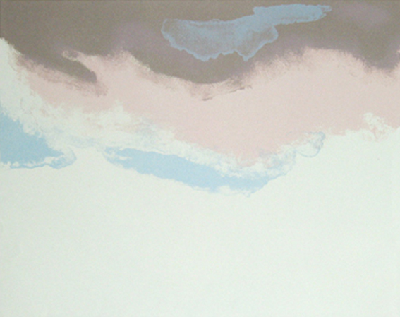 litho wazig wolkendek