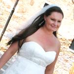 bruid in venetie