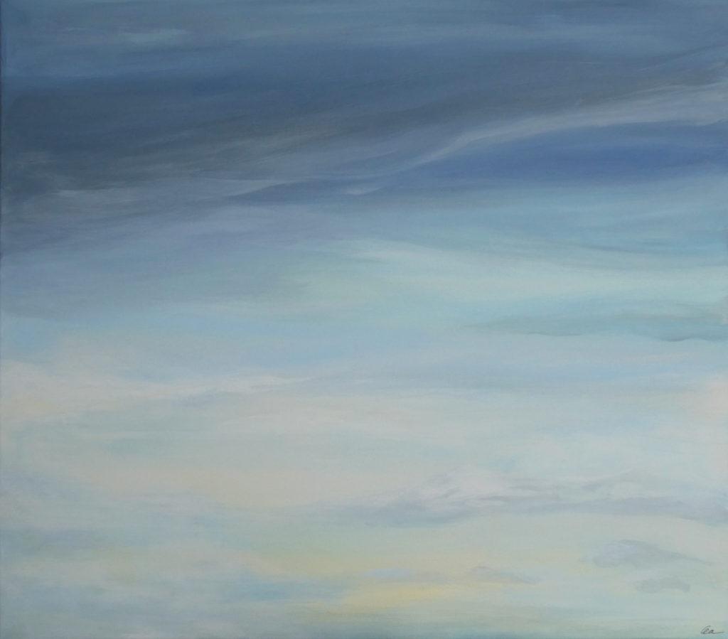 schilderij lucht