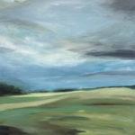 landschap schilderij